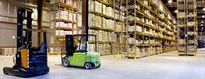 Amazon FBA warehousing & shipping